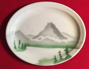 Great Northern Railroad Syracuse China Small Oval Platter Plate Restaurant Ware