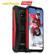Ulefone Armor 8 4g Smartphone Unlocked Octacore Android 10 Cell Phone Waterproof
