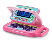 Leapfrog, 2-in-1 Leaptop Touch, Toddler Toy Laptop Learning System, Pink