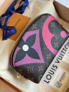 Louis Vuitton M80283 Game On Cosmetic Pouch Made In France Bnib