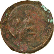 [875489] Coin, Lydia, Sardes, Germanicus With Drusus, Ae, 15 Bc-19 Ad, Vf