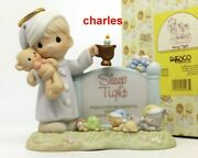 Precious Moments Sleep Tight 542636 Chapel Ex - Gift From Best Western Hotel
