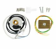 Charlieand039s Place Electronic Ignition W/ Regulator Rec. Honda Cl/ct/s/sl/st90 Cm91