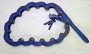 Record No.45 Cast Iron Pipe Cutter With 13 Links And 14 Sharp Wheels Heavy Duty