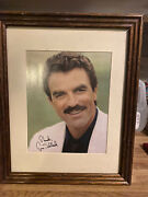 Tom Selleck Autographed 8x10 Photo Signed Picture