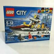 Lego City Fishing Boat 60147 Legos Block Toy 144 Pieces 5 To 12 Years New Legos