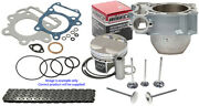 Yamaha Wr250f Wiseco Top End Rebuild Kit With Cylinder 2015 - 2016