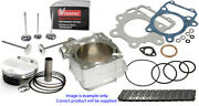 Yamaha Yz450f Wossner Top End Rebuild Kit With Cylinder 2010 - 2013