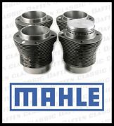 Vw Volkswagen 1600 Forged Piston And Cylinder Set Mahle 311198069fmf