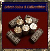 Bu 2008 09 10 11 Obw Mixed Presidential Dollar Coin Roll Unsearched No-720
