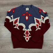 Women's Cashmere Christmas Sweater Cardigan Knit 100 Authentic It 38