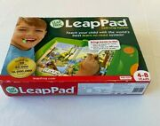 Leap Frog Leap Pad Learning System Brand New Open Box No. 3004 Year 2005