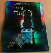 Naomi Watts The Ring 2 Signed Autograph Photo Dvd Cover Rare Signature