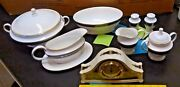 """Lenox Fine Bone China """"classic Edition"""" 11 Pieces Serving Set New -pick Up Only"""