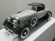 Arko Products 1928 Lincoln Coupe Roadster Die Cast Model Item 22810 New In Box
