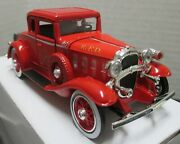 Arko Products 1932 Chevy Coupe Car Model Diecast Chevcp Mfgss-t5420 Nib