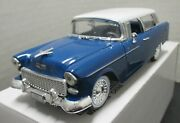 Arko Products 1955 Chevy Nomad Car Die Cast Model Item No.35520 New In Box Mint