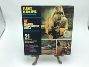 Vintage 1970s Talking View Master Reels Planet Of The Apes Complete With Inserts