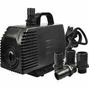 1056 Gph Submersible Pump With 15and39 Cord Water For Fish Tank Hydroponics