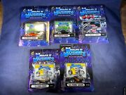 I5-58 Muscle Machines - Lot Of 5 - '33 Willys And Ford Coupe - Nib - 164 Scale