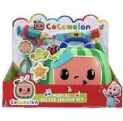 Cocomelon Musical Doctor Check Up Case Set Kit Toy Christmas