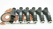 1992-95 Oldsmobile 98 Factory Supercharged Fuel Injectors Modern Replacements