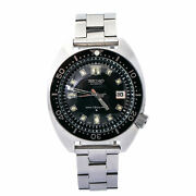 Seiko Diver's 6105-8000 Automatic Vintage Men's Watch Year1969 Ss 40mm