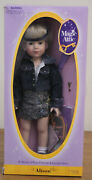 Marian Magic Attic Club 2003 Alison 18 Doll With Box Book Key Tag Club Docs
