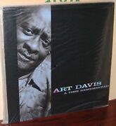 Classic Records / Jazz Planet Lp 4001-1 Art Davis - A Time Remembered 180gm Ss