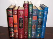 Easton Press The Illustrated Treasury Of Fairy Tales And Legends In 8 Vols