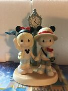 Youand039re My Main Attraction Precious Moments Disney Exclusive Figure