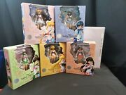 New Sealed Sailor Moon 5 Pack - S.h.figuarts 2020 - Us Seller/fast Ship
