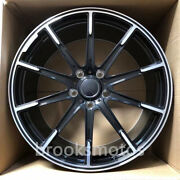 24 New B Style Gloss Black Wheels Rims Fit For Mercedes Benz G Class W463 W463a