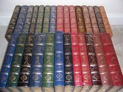 Easton Press Baseball Hall Of Fame Library In 27 Vols 26 Books Mint Sealed