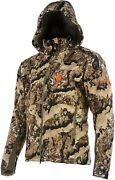 Nomad Mens Scrape Jacket | Wind/water Resistant And Insulated - Safety Strap Compa