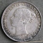 Victoria 0.925 Silver Sixpence 1864 Die No. 28. Scarce. Ex Baldwinand039s Gef