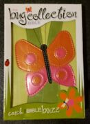 Bug Collection Bible- Butterfly By Zondervan Like New In Box