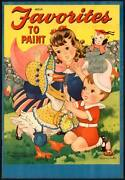 Merrill Archive Copy Favorites To Paint 4823a/1941 M432