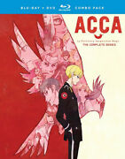 Acca 13-territory Inspection Dept. The Complete Series Blu-ray Disc 2018
