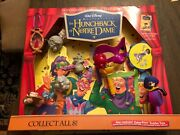 Mcdonalds Happy Meal Toy Store Display The Hunchback Of Notre Dame 1996 Disney