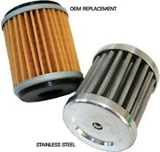 Maxima Ofp-5001-00 Motorcycle/offroad Engine Oil Filter Long