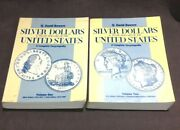 David Bowers Vol.1 And 2 Silver Dollars And Trade Dollars Of The United States Book