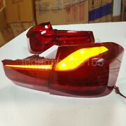Red 2013-2016 Year For Bmw F35 F30 318 328i 320 325 330i Led Strip Taillights Yz