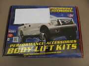 Performance Accessories 10013 Suspension Body Lift Kit - New In Box