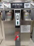 Fetco Cbs-52h-20 Twin Automatic Coffee Brewer For Thermal Dispenser Ships Free