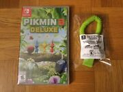Pikmin 3 Deluxe For Nintendo Switch With Pre-order Bonus Whistle