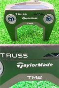 Taylor Made Truss Tm2 34 Inch Right Cs Center Putter First Shipping From Japan