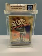 Star Wars Empire Strikes Back For Intellivision New Sealed Wata 9.6 A+