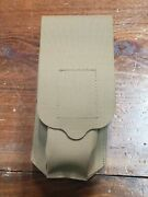 Firstspear Lwlc 5.56 Mag Pouch Coyote Brown 6/9 Molle Single Pocket Magazine 2 B