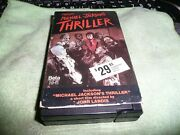 Uber Rare Vintage Michael Jackson Making Of Thriller On Betamax Cassette 1983